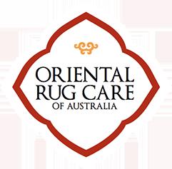 Oriental rug care logo